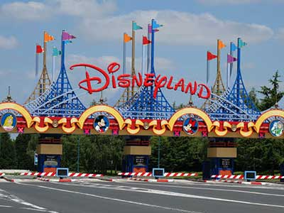 Transfer from Beauvais to Disneyland Paris