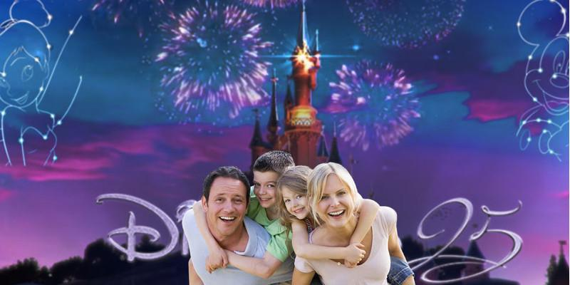 How to reach Disneyland Park from Orly airport?